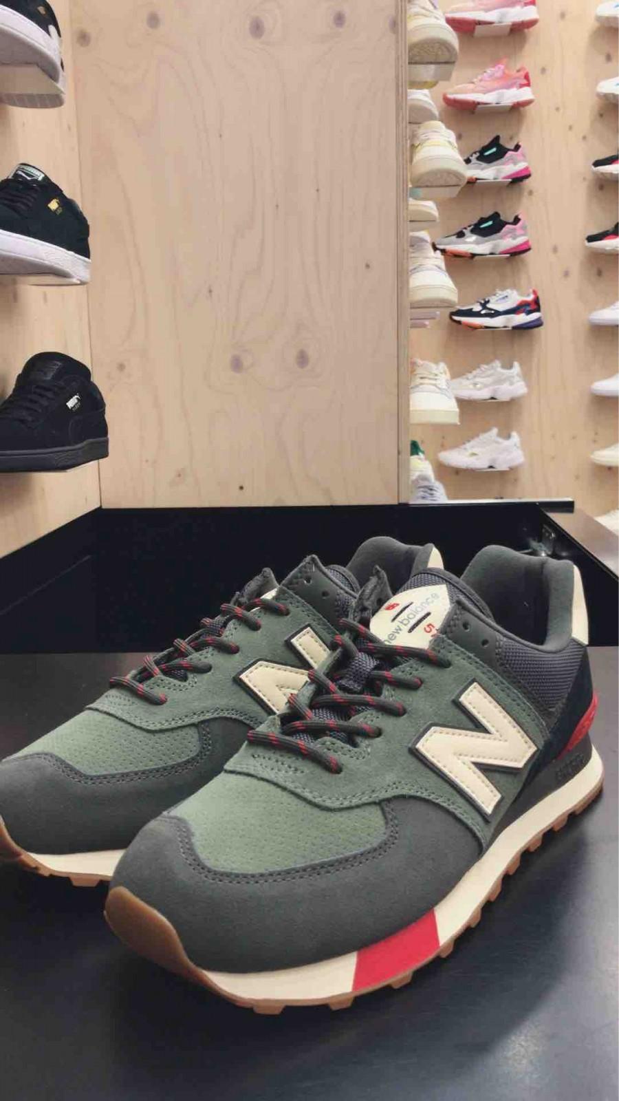 chaussure new balance boutique paris