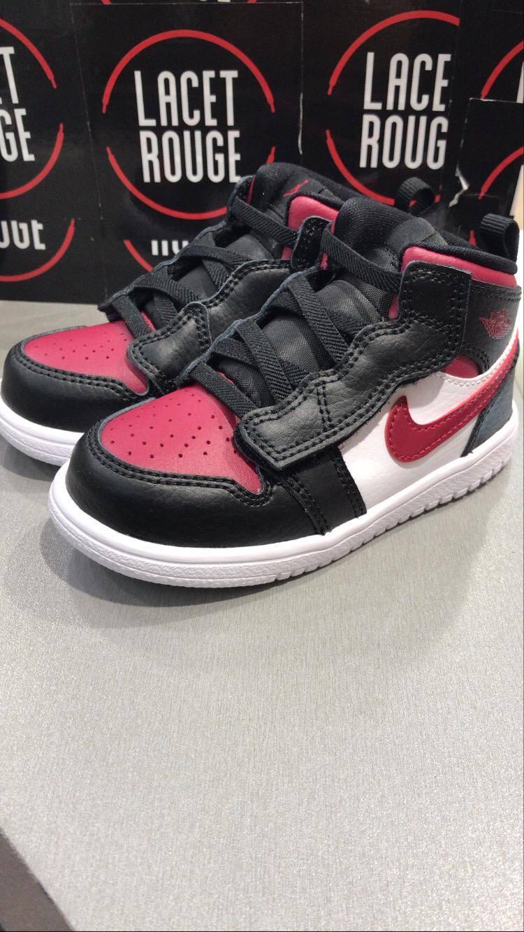 chaussure nike air jordan enfant