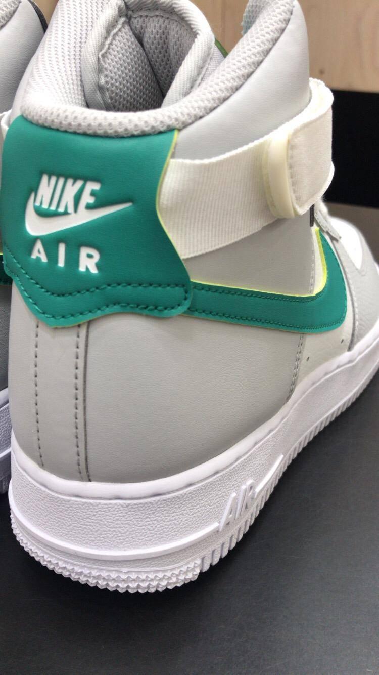 Vente de chaussures Nike Air Force 1 montantes pour femme à Paris ...